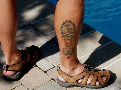 new tattoo how long before swimming man dies after swimming with new tattoo chiang rai times