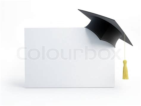 graduation wallpaper design jobs graduation cap blank stock photo colourbox