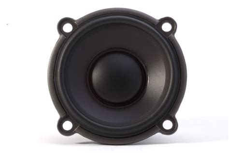 Audiofrog 3way gb25 2 1 2 63 mm audiophile grade automotive loudspeaker audiofrog