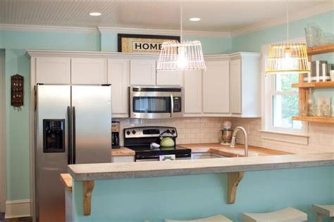 ideas for awkward kitchen remodel doityourself com a happy haven in the inner city view along the way