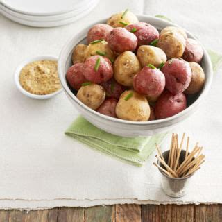 recipes for new potatoes baby potato recipes