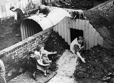 backyard bomb shelters backyard bunkers of the blitz pictures of how