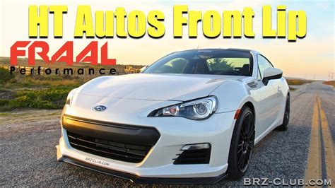 Auto Lips by Ht Autos Front Lip Spoiler Unboxing Install And Review