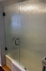 glass world shower doors frameless shower door 3 8 quot thick glass with brushed