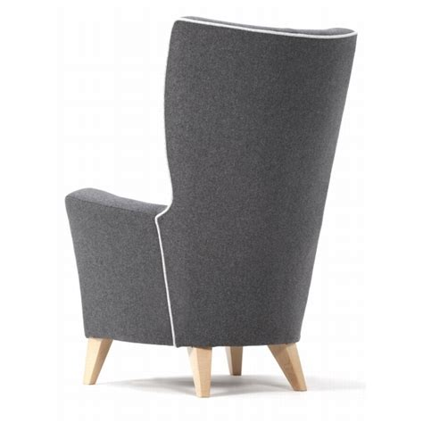 Back Armchair by High Back Armchair Knightsbridge Furniture
