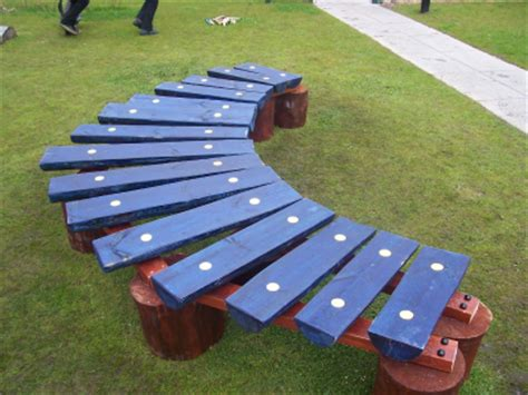 Garden Xylophone Plans Coming Together For Playground Development