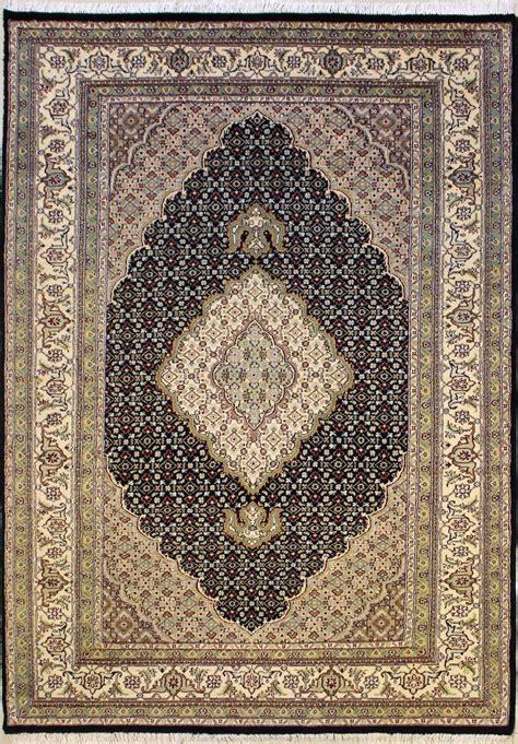 5 11x8 11 Rug Floral Handmade Pak Persian High Quality Pak Rugs