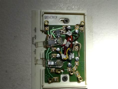 honeywell thd thermostat upgrade wiring questions doityourselfcom community forums
