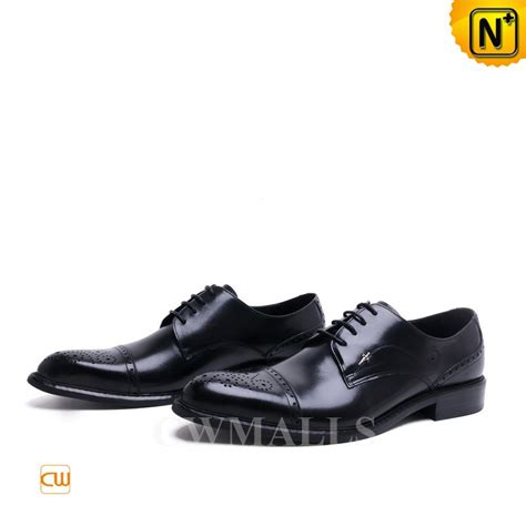 cwmalls mens leather wingtip brogue shoes cw716015