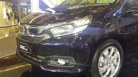 new mobilio e cvt in depth tour new 2017 honda mobilio e cvt indonesia