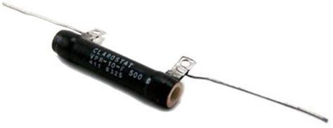 500 ohm 10 watt resistor 10w 500 ohm vitreous wirewound resistor vpr 10 f 500 west florida components
