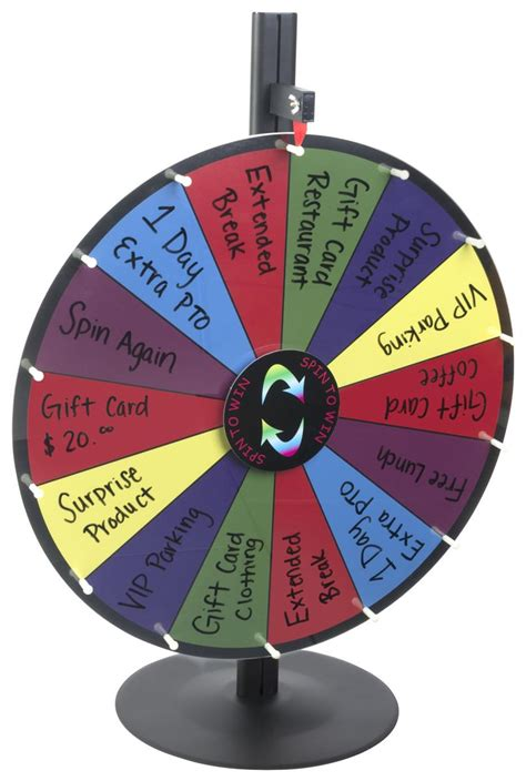 How To Make A Spinning Wheel Out Of Paper - erase spin wheel included carrying