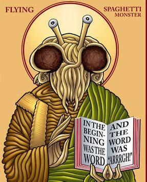spaghetto volante pastafariani la fede religiosa 232 lo spaghetto