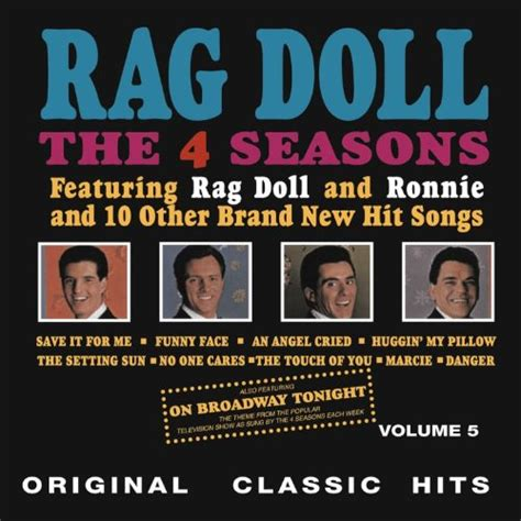 rag doll four seasons rag doll lyrics the four seasons zortam