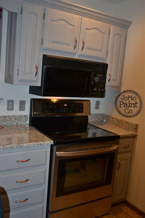 cabinets done in sloan chalk paint grey check