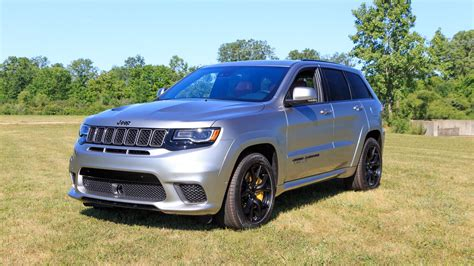 Jeep Grand by 2018 Jeep Grand Trackhawk Starts At Just
