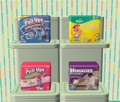 sims 4 babies diaper retail sims baby land