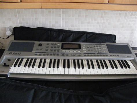 Keyboard Roland Exr5s Baru roland exr 5 for sale in celbridge kildare from checkengine