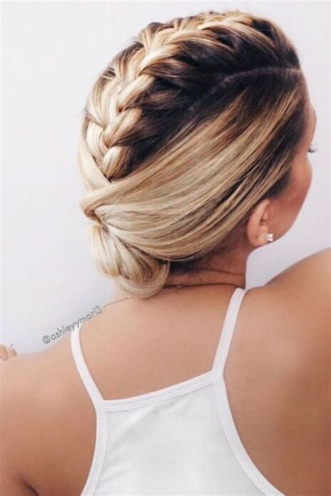 How To Do Wedding Hairstyles At Home by 17 Best Ideas About Braided Hairstyles On