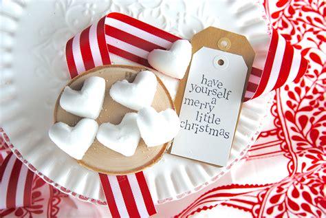 Weihnachtssachen Basteln by Diy Peppermint Bath Bombs Gift Idea