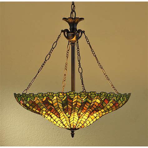 tiffany style pendant light quoizel 174 accordion pleat tiffany style ceiling pendant