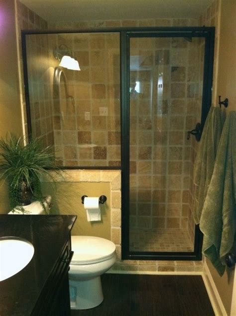 bathroom with shower only 25 best ideas about small bathroom remodeling on