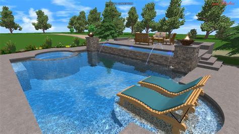 inexpensive ways to make your pool look different interior design ideas