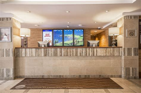 comfort inn vancouver comfort inn downtown vancouver in vancouver hotel rates