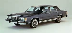 How To Clean Vinyl Upholstery Curbside Classic 1986 Mercury Grand Marquis Colony Park