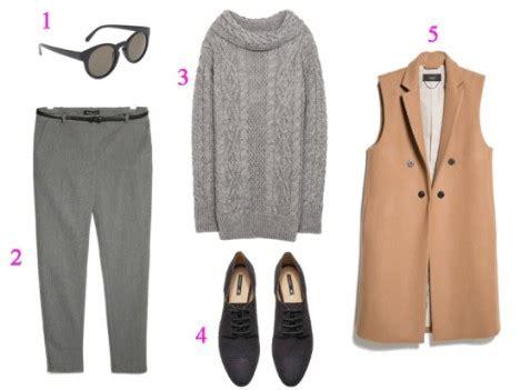 Sweater Combine three chic ways to combine a gray sweater fashion eye
