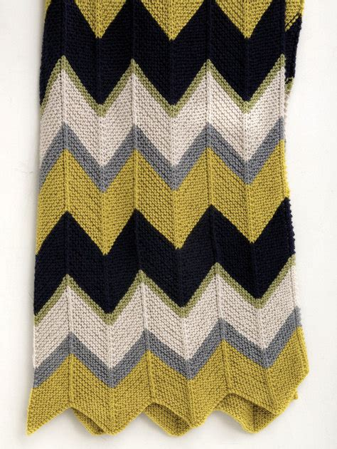 free knitted ripple afghan pattern updated ripple afghan in brand vanna s choice