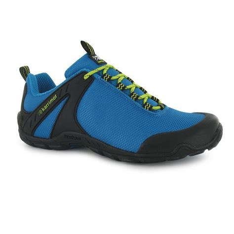 Karrimor Newton karrimor mens newton walking shoes lace up outdoor