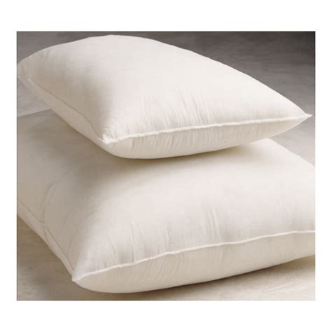 discount bed pillows bettymills bed pillow 20 x 26 inch white disposable 12ea