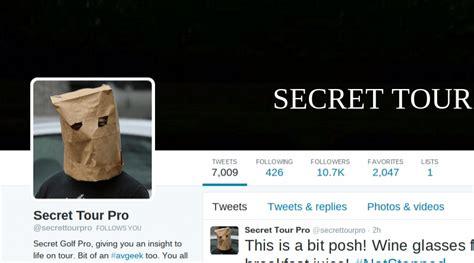secret tour why did secrettourpro delete their account what s his