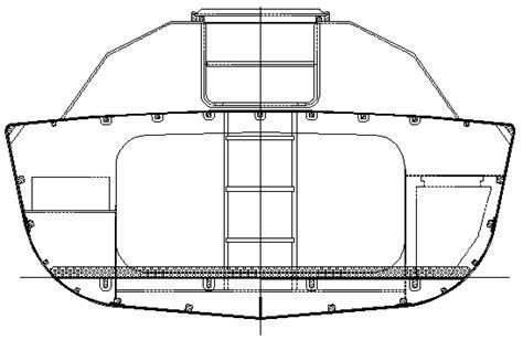 boat hull sections didi 26 radius chine plywood boat plans