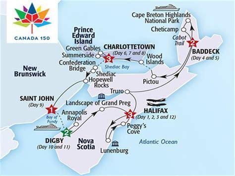 Landscapes of the Canadian Maritimes, Atlantic Canada