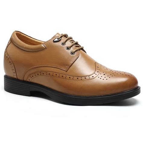 taller shoes fashion brogues dress best height increasing shoes