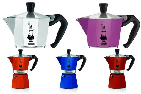 Bialetti Rainbow Green 1 Cup top 3 best stovetop espresso makers or moka pots