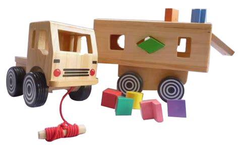 Puzzle Truk 17x20 nobie truk bentuk sorting truck mainan kayu