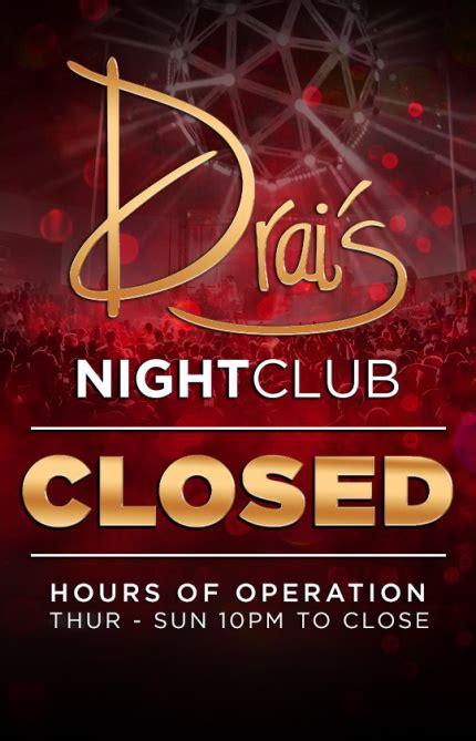 Drais Event Calendar Drai S After Hours Las Vegas Vegas Vip