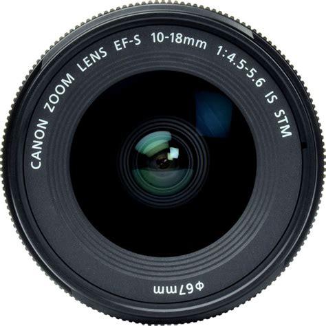 Lensa Canon 10 18mm F 4 5 5 6 Is canon ef s 10 18mm f 4 5 5 6 is stm lens schiller s