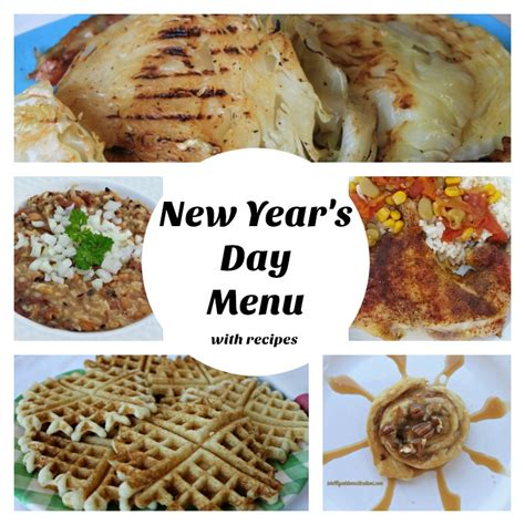 new year 15 days food new year s day menu