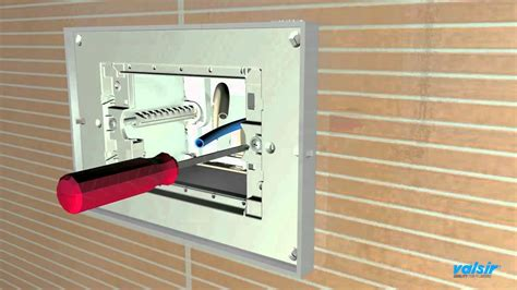 smontare cassetta pucci valsir tropea3 smontaggio cassetta pneumatica diy plumbing