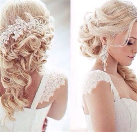 5 Inspired Wedding Hairstyles by New Stunning Wedding Hairstyle Inspiration From Elstile