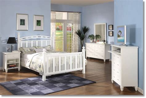 oceanside casual bedroom furniture collection