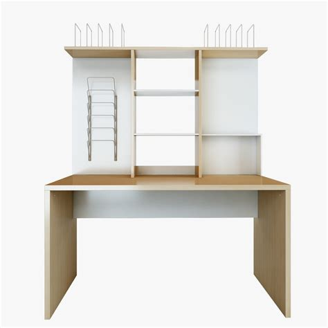 Mikael Desk by 3d Mikael Office Table Furniture Model
