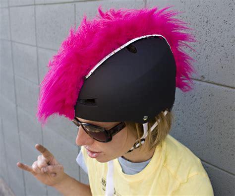 motocross helmet mohawk image gallery mohawk helmet