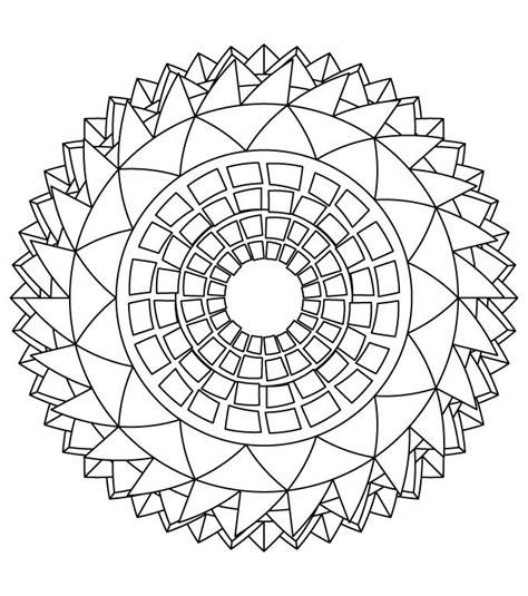 mandala coloring pages advanced level mandala coloring pages advanced level az coloring pages