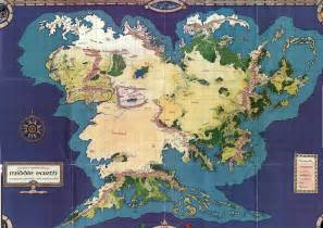 entire middle earth map lord of the rings what is in the east of middle earth and why is it all subservient to sauron