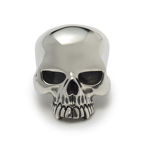 Evil Skull large evil skull ring the great frog